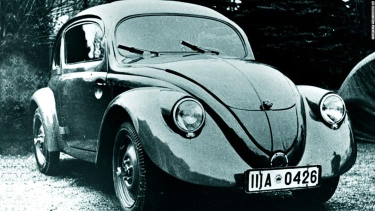 VW Beetle retirement